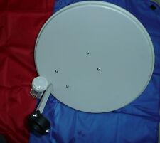 Gibertini Sat Spiegel 40cm Aluminium + Qualitäts- LNB 0,1 dB