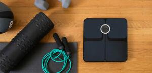 Fitbit Aria 2 Smart Scale - Black (FB202BK)