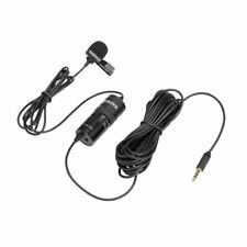 Boya BY-M1 Pro Clip-on Omnidirectional Lavalier Microphone for Smartphone, DSLR