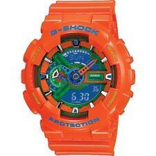 Brand New Casio G-Shock Hyper Colour Limited Edition GA-110A-4 Orange Watch