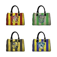 Gryffindor Slytherin Ravenclaw Hufflepuff Barrel Hand Bag Handbag