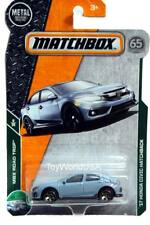 2018 Matchbox #7 '17 Honda Civic Hatchback MBX Road Trip