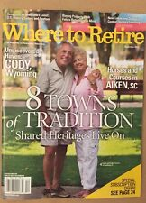 Where To Retire Towns Of Traditions Cody Wyoming December 2014 FREE SHIPPING!