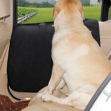 2x Car Door Protector Pet Waterproof Cover Travel Dog Window Seat Truck Guard