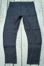NWT G-STAR JEANS TYPE C RE 3D LOOSE TAPERED CROOY DENIM ESSENTIALS 34/34 W34 L34