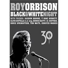 ROY ORBISON BLACK & WHITE NIGHT 30 BLU-RAY ALL REGIONS & CD NEW