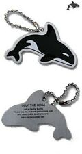 Olly the Orca Cache Buddy - Trackable for Geocaching