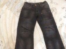 Boys Size 5 Years Dark Grey Jeans