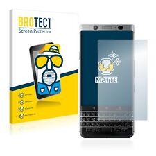 2x Film Protection Mat pour BlackBerry Keyone Protecteur Ecran
