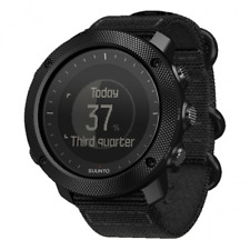 Suunto Outdoor Watch Traverse Alpha Stealth For Hunting Fishing SS022469000 5US