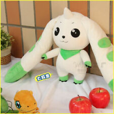 "18"" Handmade Digital Monster Digimon Adventure Terriermon Plush Toy Stuffed Doll"