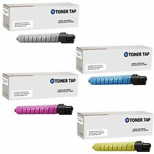 Toner 4-Pack Replacement for Ricoh SP C811, Ricoh Aficio SP C811dn High YIeld
