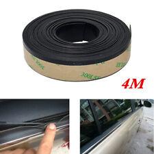4M EPDM Rubber Seal Strip Car Front Rear Side Window Glass Moulding Sealing Trim