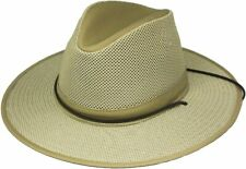 Henschel Hats Aussie Breezer 5310 Cotton Mesh Hat MADE IN USA