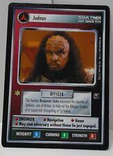 Star Trek TNG CCG Promo Card Jodmos