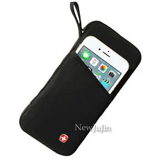 Large Mobile Phone Pouch Wallet Purse Swiss Wenger Bag Handbag for 5.5 6inch