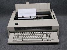 Vintage IBM Wheelwriter 5 Electronic Typewriter*Parts Only*
