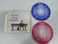 FORREST GUMP THE SOUNDTRACK OST BSO 2 X CD 1994PRESLEY DYLAN THE DOORS