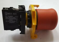 EATON MOLLER M22-K01 W/ Emergency Stop Button (R4S1.7B1)