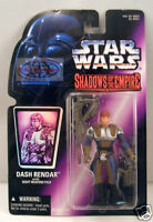 Star Wars Shadows of the Empire SOTE Dash Rendar Figure Kenner 1996