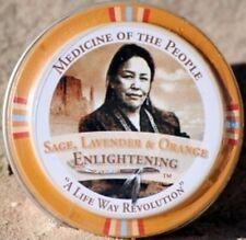 Navajo Medicine Of The People Sage-Lavender & Orange Dry Lips Skin Care 0.75oz