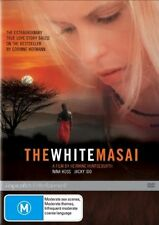 The White Masai (DVD, 2006) brand  NEW CONDITION TRUE STORY FREE FAST POSTAGE