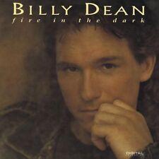 Fire in the Dark by Billy Dean (CD, 1993, SBK Records)