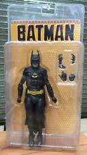 FIGURA NECA BATMAN  1989 Batman Michael Keaton 25th Anniversary. 18CM