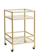One Kings Lane Open house Huntley Bar Cart (Aged Gold)