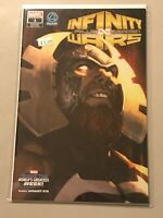 INFINITY WARS FALLEN GUARDIAN #1 FANTASTIC FOUR VILLAIN VARIANT COVER DJURDJEVIC