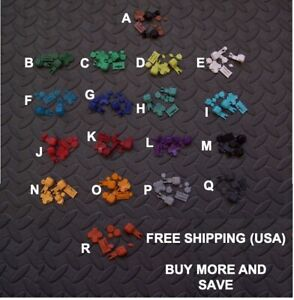 Game Boy Advance SP Replacement Set Of Buttons And Triggers-Pick Color!