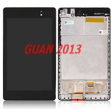 WOW LCD Touch Screen Digitizer Frame For Asus Google Nexus 7 2nd Gen 2013 WIFI