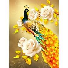 5D DIY Diamond Painting Animal Bird Cross Stitch Embroidery Kits Home Decor Dift