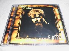 Ginger-- Alexi Lalas --CD-OVP