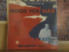 MAX ALBRIGHT MOOD FOR MAX - SEALED LP VSOP 46 COLLETTE CIPRIANO WIGGINS COUNCE