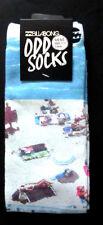 MENS BILLABONG ODD SOCKS BEACH SIZE 7-11