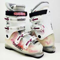 Dalbello Gaia 4 Girls Winter Sport Ski Boots Made in Italy 300mm 255 7.5 US NWOB