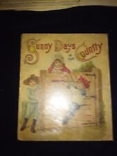 RARE-Sunny Days In The Country, 1896, McLaughlin <NP1311>
