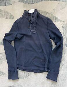 Ruehl No. 925 Men's Long Sleeve Jumper Size M 100%Cotton