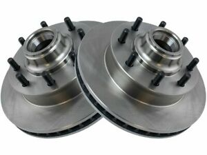Brake Rotor Set For C1500 Suburban C2500 C3500 Express 2500 Savana 3500 RX29G8