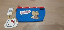New Sanrio Hello Kitty × LeSportsac Cosmetic Pouch 45th limited Aloha Hawaii