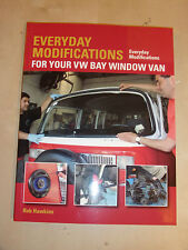 Everyday Modifications for Your VW BAY WINDOW VAN transporter guide book manual