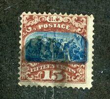 UNITED STATES--Individal Stamp Scott #119 2 Cat. Value $200.00