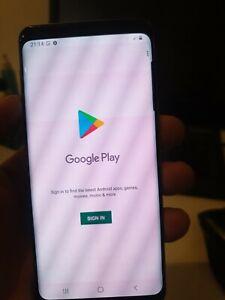 Samsung Galaxy S9 SM-G960 - 64 Go - Rouge-bourgogne (Double SIM)