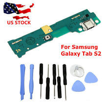 Charging port for Samsung Galaxy Tab S2 9.7  SM-T810 T815  T817 T819 + TOOL Free