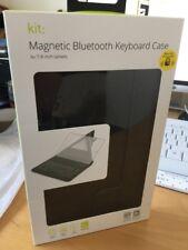 Kit De Estuche De Teclado Bluetooth Magnético 7-8 in