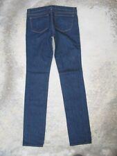 J Brand Jeans Mid Rise Slim Straight Leg w Stretch Dark Sz 30  MSRP $178