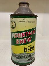 Fountain Brew cone top