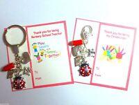 Thank You Gift for Teacher Nursery School Teacher Childminder End of Term Xmas