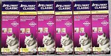Feliway Classic 60ml. Pheromone Spray. 6 Boxes. New. Exp/06/22. New